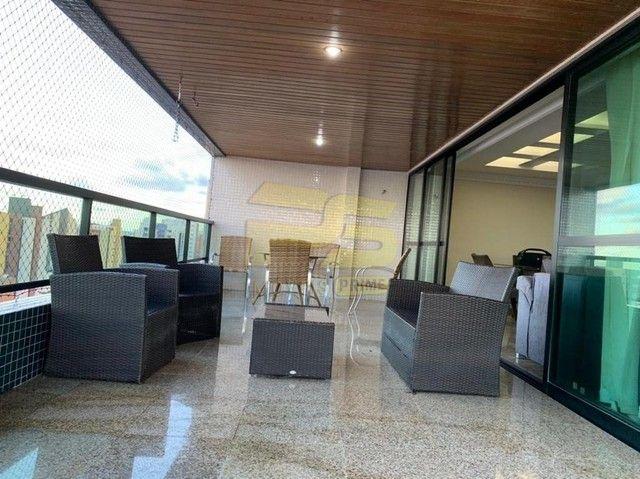 Apartamento à venda com 4 dormitórios em Manaíra, João pessoa cod:psp532 - Foto 5