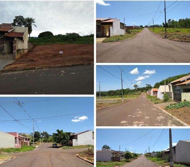 Terreno 192 metros quitado 15 mil Jd Bela vista Pérola no Paraná