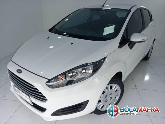 Ford New Fiesta Hatch SE 1.6 Completo