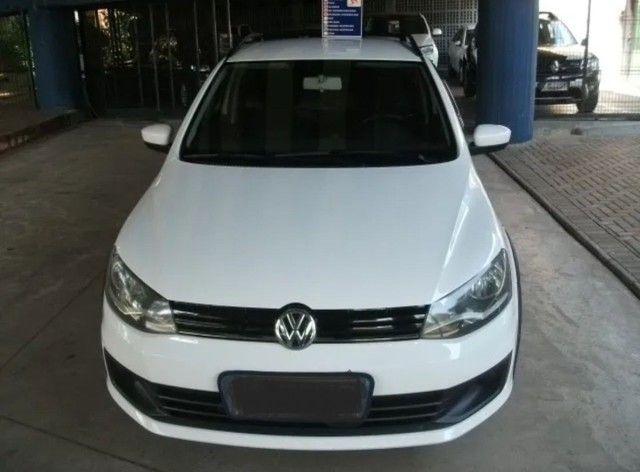 Volkswagen Saveiro Cab/estendida c/entrada de 1.000$ - Foto 5