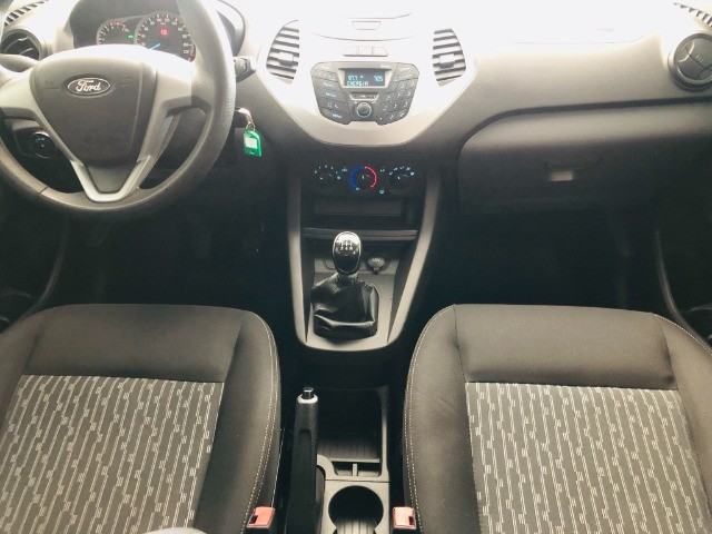 Ford Ka 2018 1.0 Se Flex 4p Impecável - Foto 10