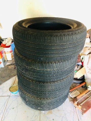 Jogo de pneu aro 18 265/65 org da s10