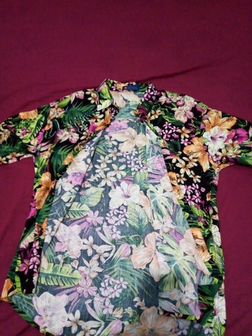 Camisa florida - Foto 2