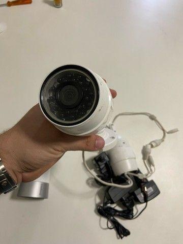 2 câmeras intelbras im5 com 32gb(preço unitário)