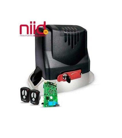 Motor para Portão Deslizante Seg Solo Niid 170W 1.3HP DZ.SEG-03