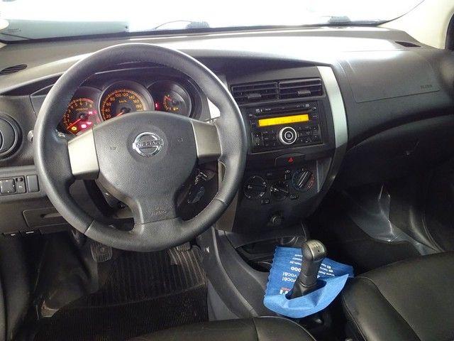 Nissan Livina S 1.6 16V (flex) - Foto 6