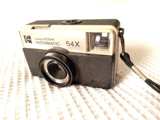 Máquina fotográfica câmera antiga - Foto 4