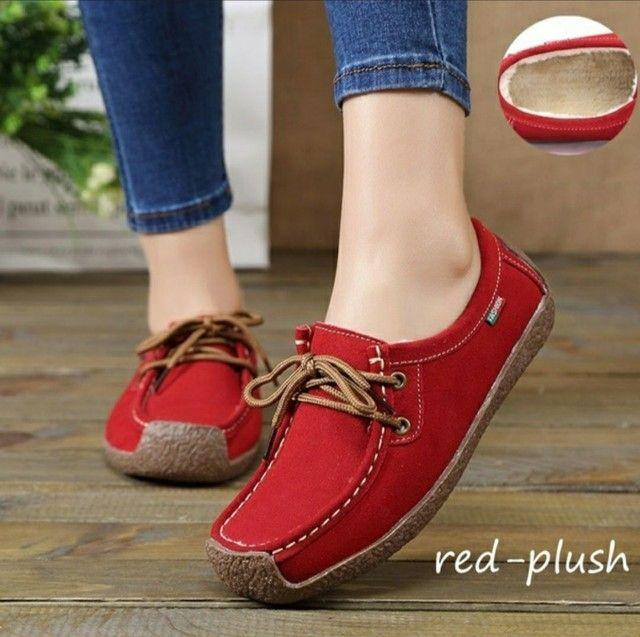 Sapato de camurça  - Foto 2