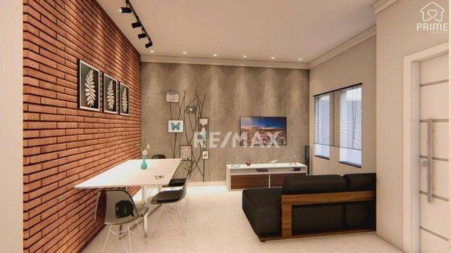 Projeto incrível à venda com terreno de 168 m2 - Jardim São Carlos -Ourinhos/SP - Foto 4