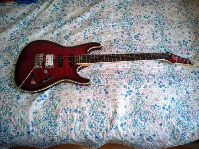 Guitarra Ibanez SA séries - Foto 5