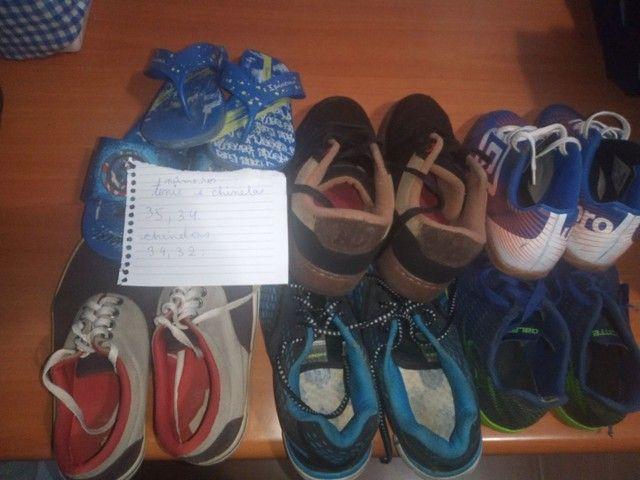 Vendo roupas e tênis de criança - Foto 4