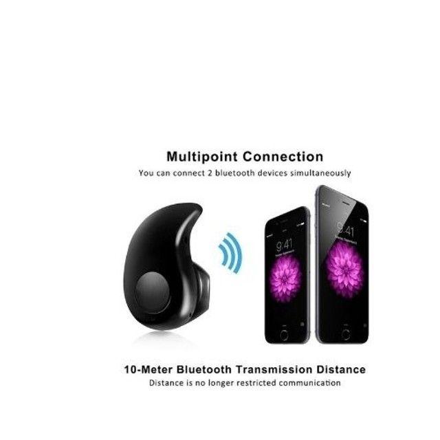 Fone De Ouvido Intra Auricular Bluetooth 4.1  - Foto 3