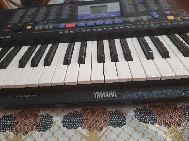 Teclado Yamaha PSR-190 - Foto 3