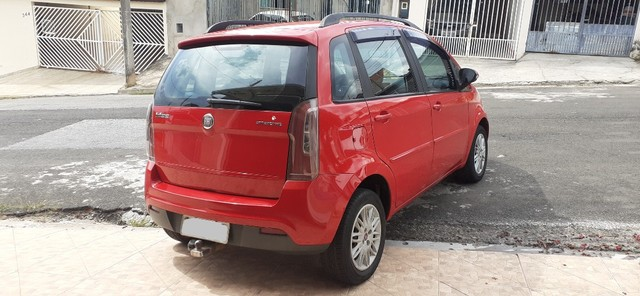 Fiat Idea 1.4 Mpi Attractive 8V Flex 4P Manual 2012 Completo - Foto 4