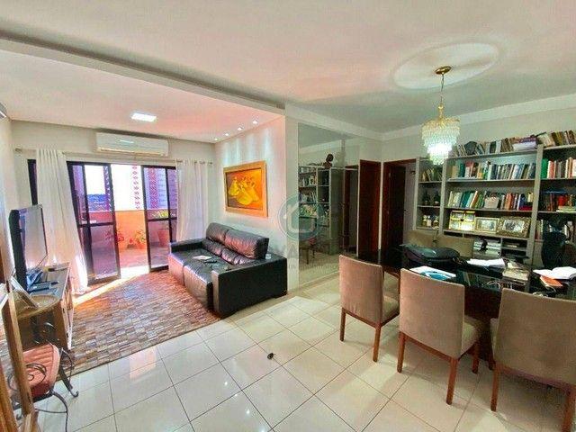 Central Park, Apartamento com 4 dormitórios à venda, 120 m² por R$ 600.000 - Centro - Camp - Foto 2