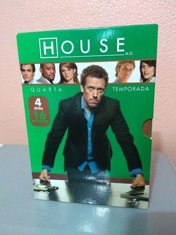 House DVD Temp 01 a 05 - Foto 5