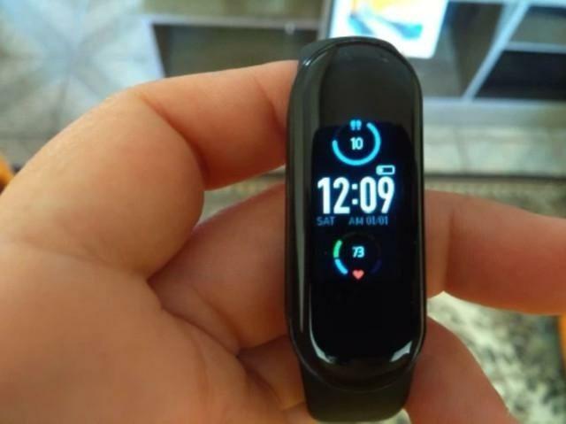 Relogio inteligente Smartwatch M5 - Foto 2