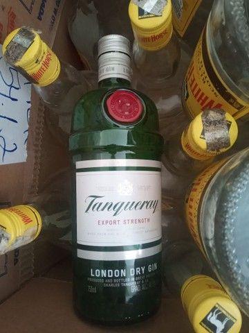 Garrafas Vazias para artesanato Gin whisky vodka