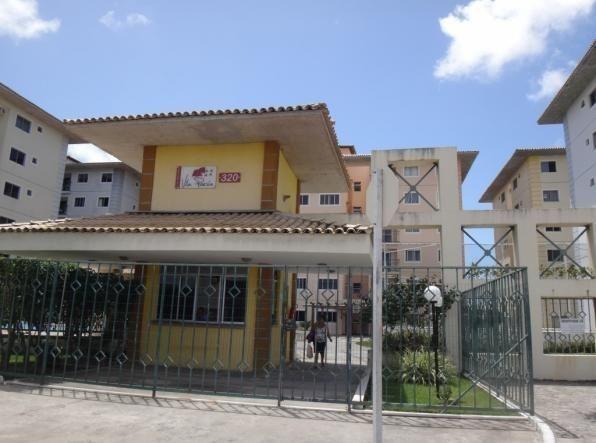 Apartamento No Condomínio Vila Poesia, Bairro Industrial