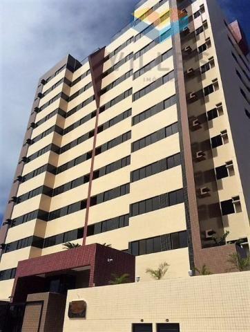 Ed. Noel Nutels Apartamento residencial à venda, Jatiúca, Maceió.