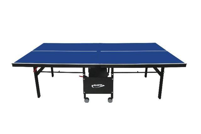 Mesa De Ping Pong (tenis Mesa) Klopf 1084 Mdf 18mm Dobravel - Foto 3