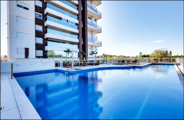 Apartamento 3 Suítes + Escritório, 151 m², na 404 Sul - Reserva Du Parc - Personalizado - Foto 3