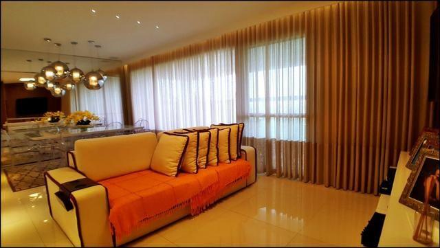 Apartamento 3 Suítes + Escritório, 151 m², na 404 Sul - Reserva Du Parc - Personalizado - Foto 6