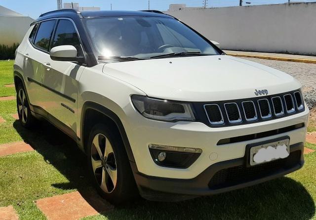 Jeep Compass Longitude 2 0 4x2 Flex 16v Aut 2017 691180489 Olx