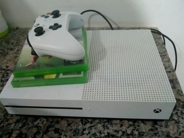 Xbox one S Leia a descrição