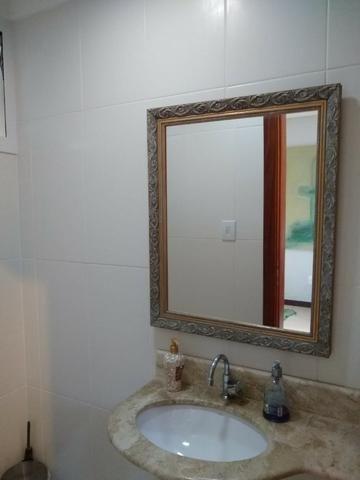 Casa em condomínio fechado 4/4 quatro quartos 222 m2 500 m2 de terreno Jaguaribe - Foto 10