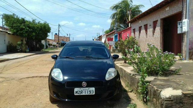 Vende - se esse Carro Fiat Punto número para contato - Foto 3