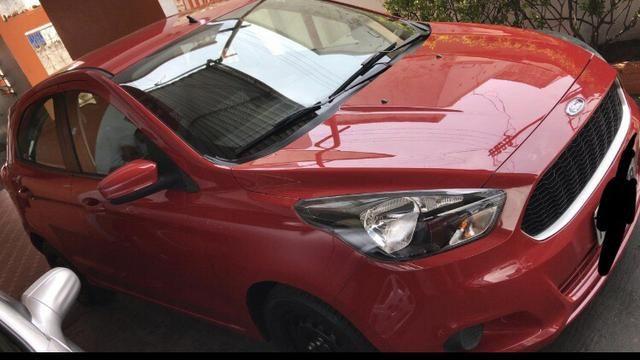TrAnsfiro Novo Ford Ka 2015