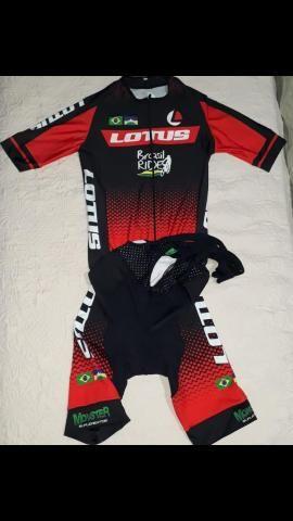 Conjunto Ciclismo (Bretelle + Camiseta)