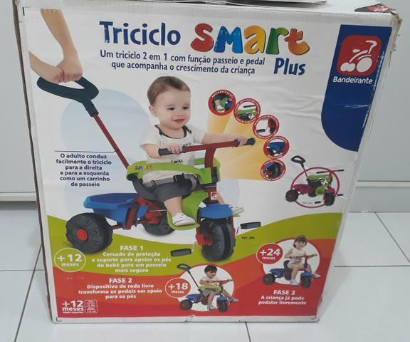 Triciclo smart bandeirantes - Foto 5