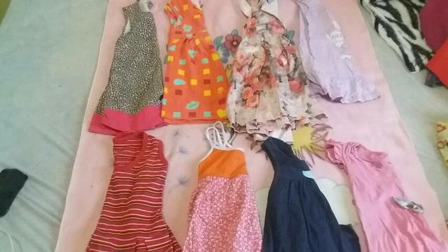 Lote de roupas de Menina - Foto 2