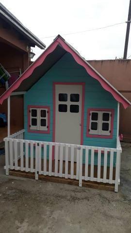 Casinha de boneca, casinha de crianca - Foto 6