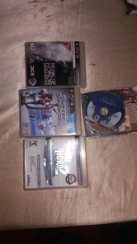 4 jogos ps3 - Foto 3