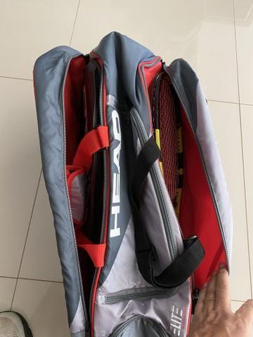 Raquete Babolat VS Aero com mochila - Foto 5