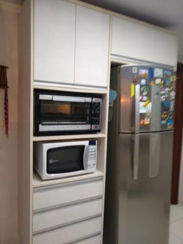 Casa em condomínio fechado 4/4 quatro quartos 222 m2 500 m2 de terreno Jaguaribe - Foto 17