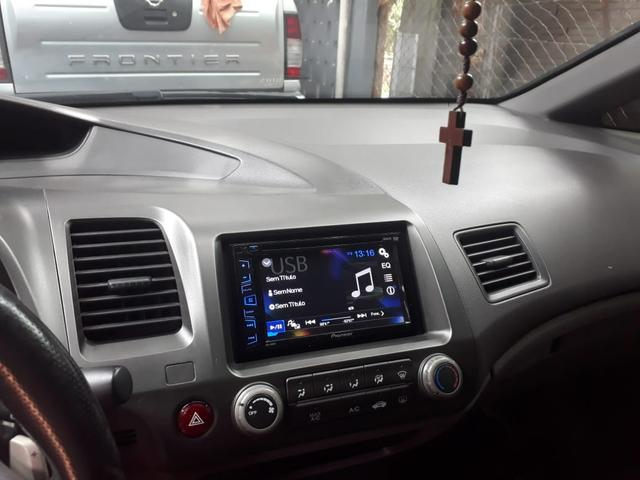 Honda Civic toop impecável - Foto 6
