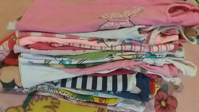 Lote de roupas de Menina - Foto 3