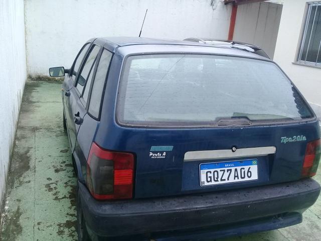 Fiat Tipo SLX 8V 2.0 doc em dia - Foto 2