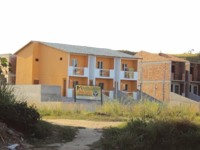 Alugo Casas São Vicente B.Roxo R$350,Zap: * - Foto 20