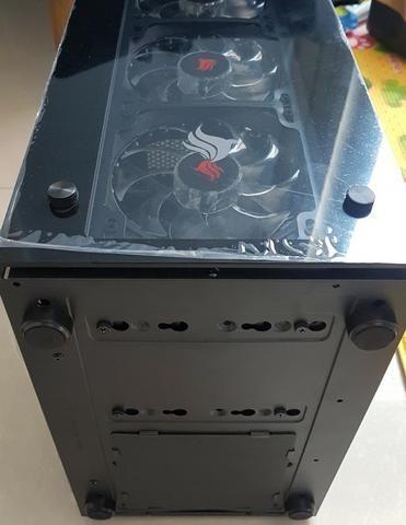 Computador Gamer, Ryzen 4.2GHz, 16Gb DDR4 3200MHz, GTX1660 6Gb GDDR6, SSD480Gb - Foto 4