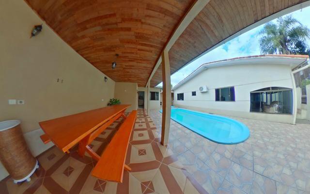 Casa completa 4 suítes WIFI piscina churrasqueira - Foto 7