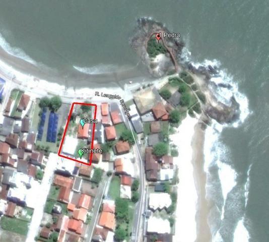 Casa 4 quartos à beira mar 1ª Pedra - Itapema do Norte Itapoá - Foto 12