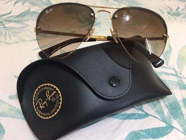 Óculos aviador ray ban - Bijouterias, relógios e acessórios - Parque ... eac51b18ef