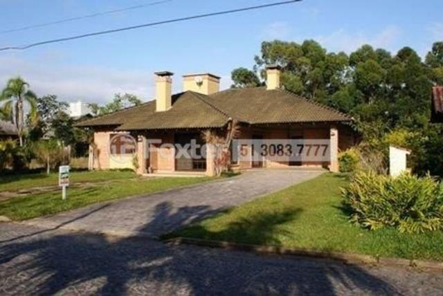 Casa à venda com 3 dormitórios em Interlagos, Osório cod:186633