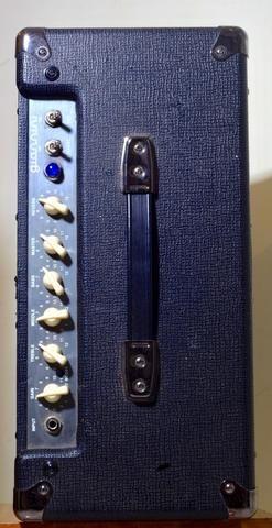 Amplificador Giannini Classic T (20w valvulado) - Foto 6