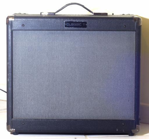 Amplificador Giannini Classic T (20w valvulado) - Foto 2
